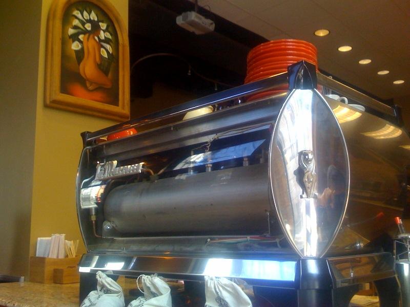 Zoka Coffee Maker Parts : topeka coffee La Marzocco USA