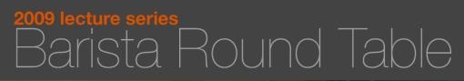 Barista Round Table