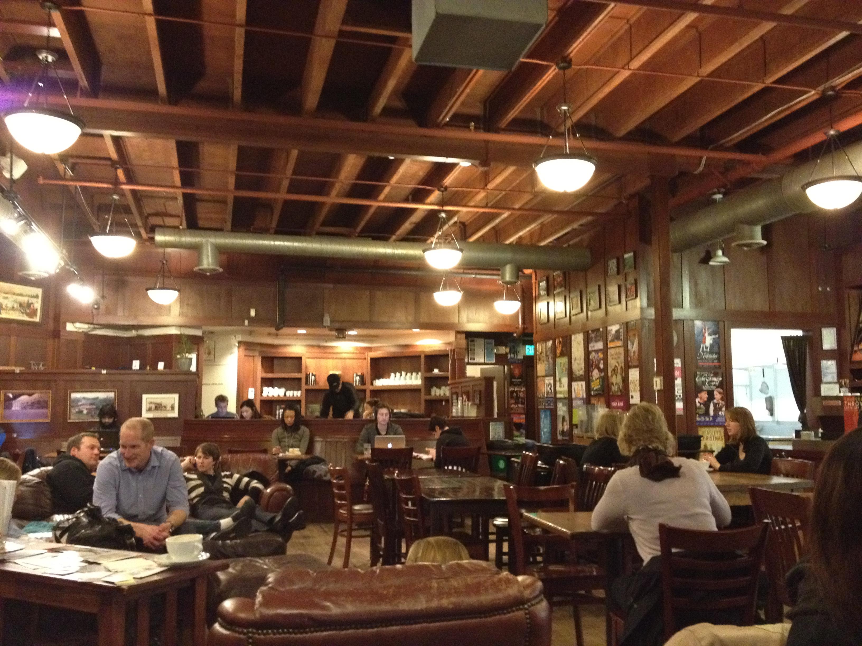Tea Press Cafe Hours
